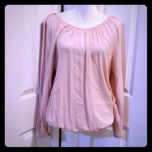 Pink blouse from JACK